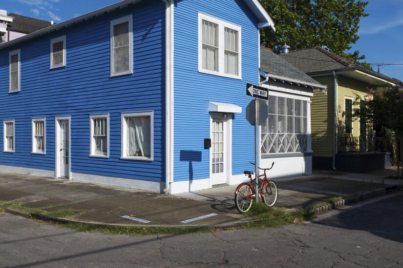 New Orleans, Marigny