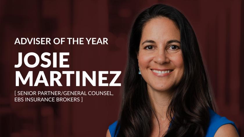 Josie Martinez AOY 2020