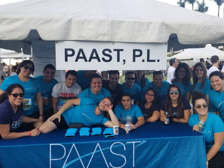 Best Firms 2018 - PAAST