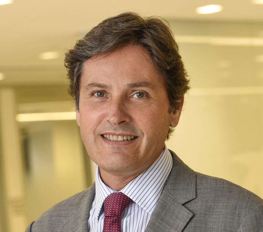 Bruno Campenon, global head of financial intermediaries and corporates, BNP Paribas