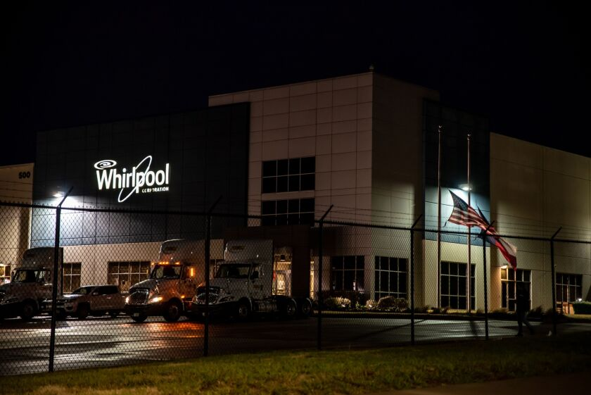 Whirlpool Corp. building