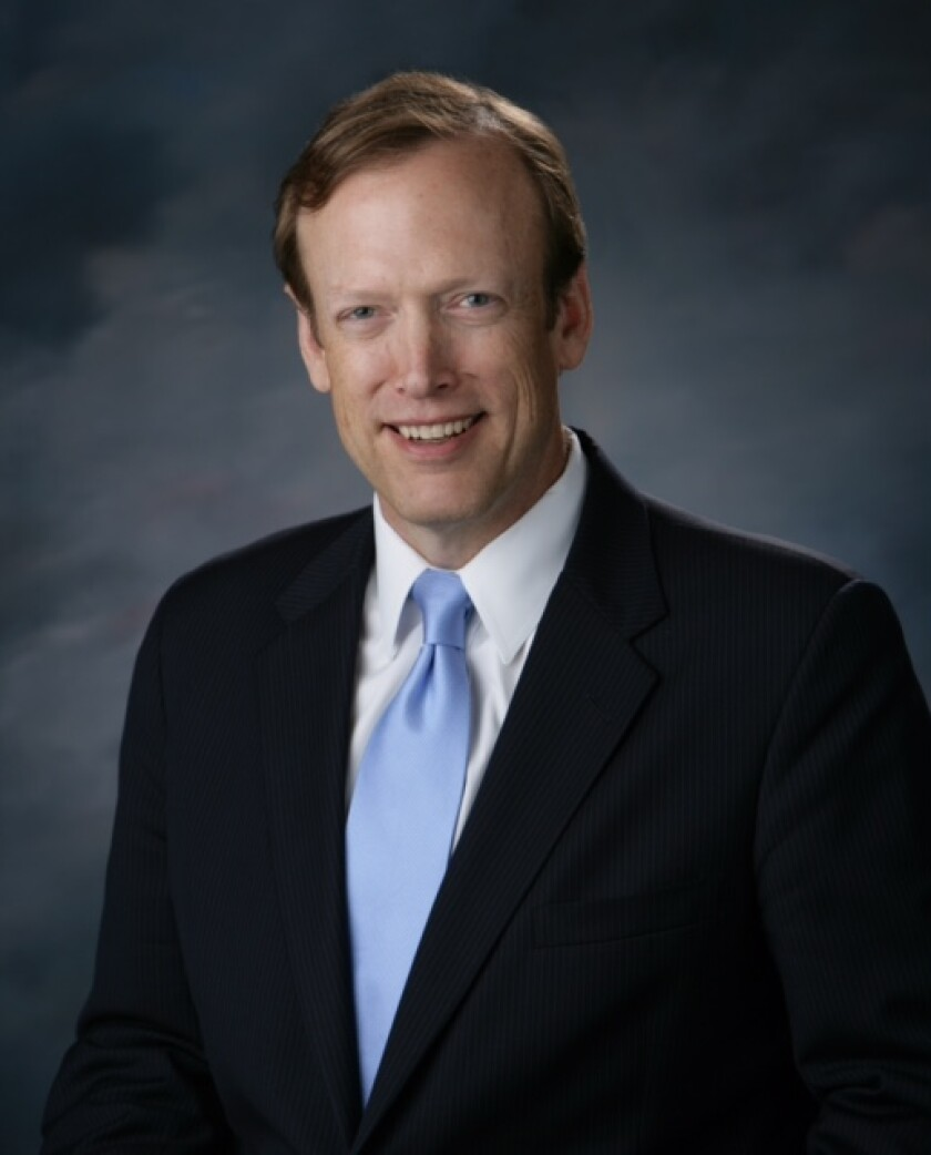 Bill Cheney, president and CEO of SchoolsFirst Federal Credit Union