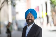 Gurinder Ahluwalia, acting chairman, HighTower Advisors. Ahluwalia is also co-founder and CEO of 280 CapMarkets, a cloud-based platform for fixed income markets.