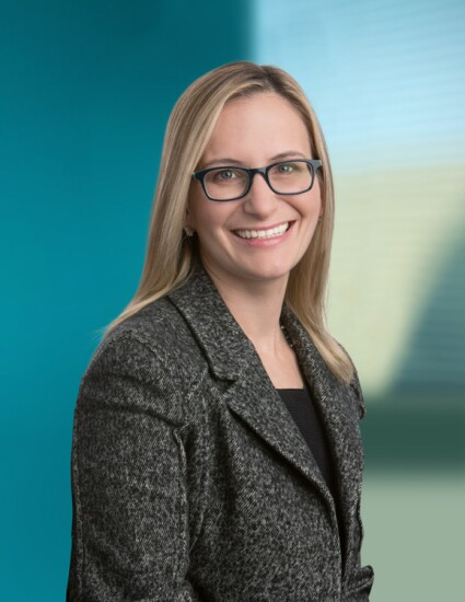 Jacqueline Reses, head of lending at Square