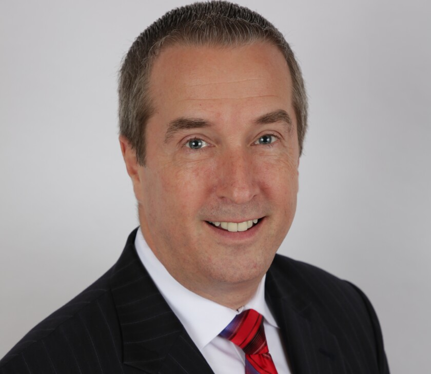 Hugh Connelly, executive vice president and chief lending officer, Huntingdon Valley Bank