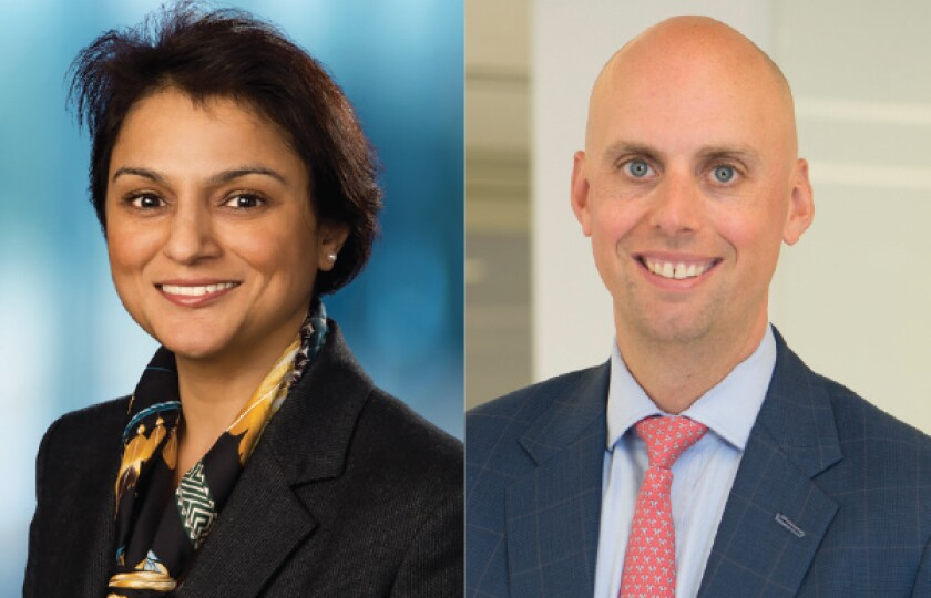 Sonal Desai, CIO of fixed income at Franklin Templeton Investments, and Jeffrey Baccash, director and global head of ETF solutions at BNP Paribas are among the executives to watch in 2020.