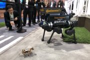 Continental ANYbotics courier dog
