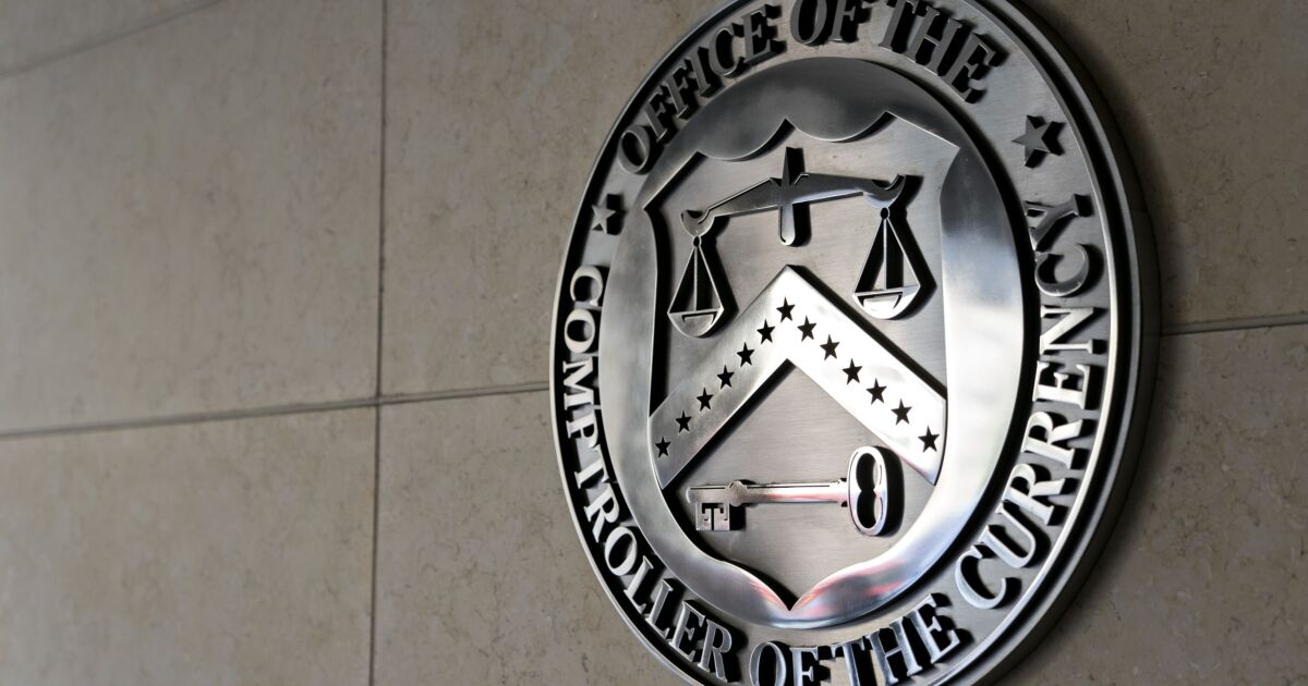 ABA, others want a say in OCC's payments charter plan