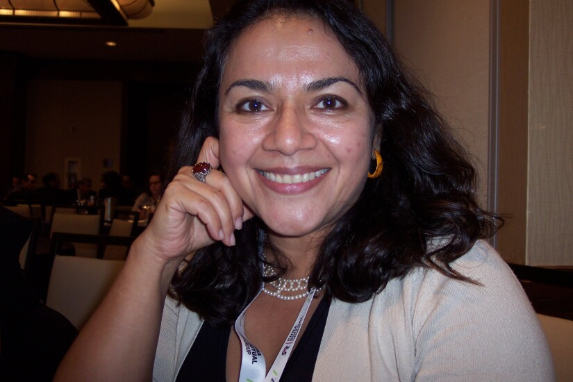 Rosa Franco, Neighborhood Trust FCU - 2019 Inclusiv conference - CUJ 092019.JPG