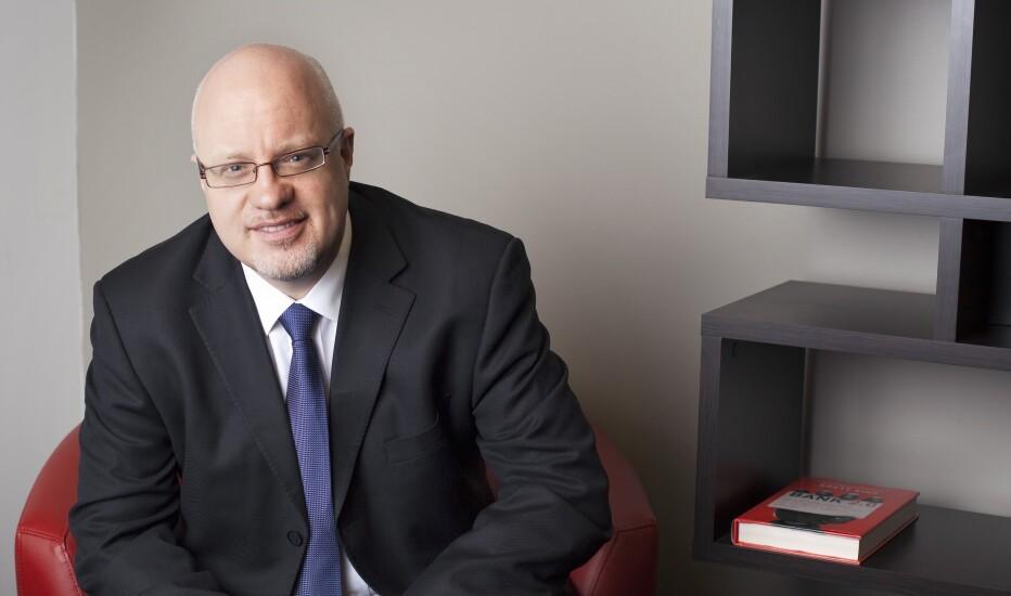 Brett King, CEO of Moven.