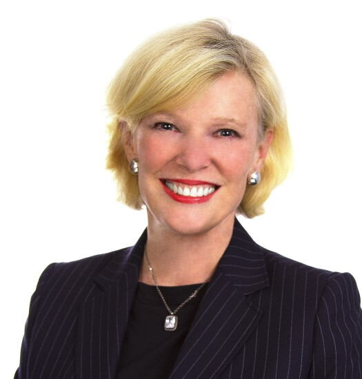 Mary McDuffie is the new CEO at Navy FCU