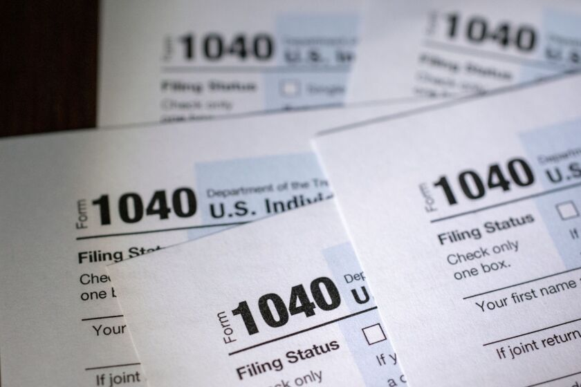 A federal tax return that all individuals file each tax season. This year, it has the crypto question.