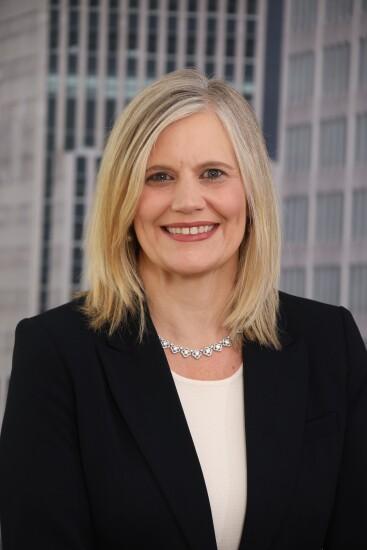 Lori Beer is with JPMorgan Chase