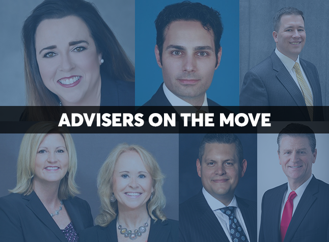 Advisers on the Move AOTM April 4, 2017