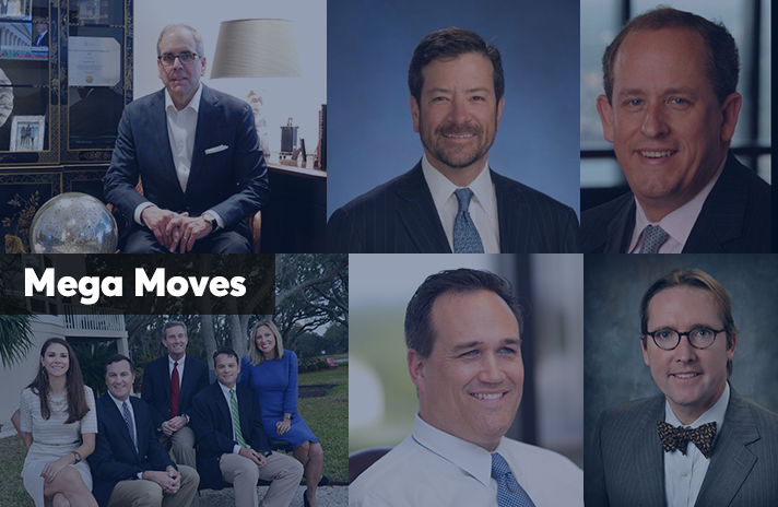Slideshow cover - top 10 advisor moves first half 2018, July 18
