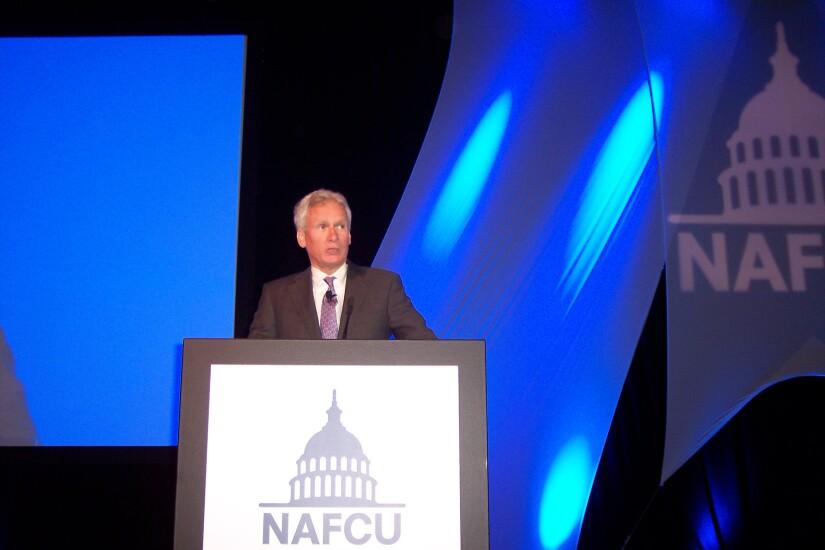 Mark McWatters, NAFCU 50th meeting - CUJ 061517.JPG