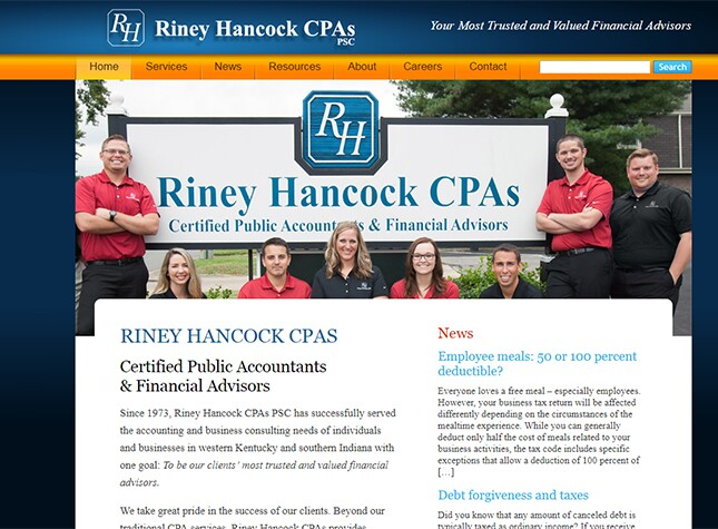 Best Firms - Riney Hancock