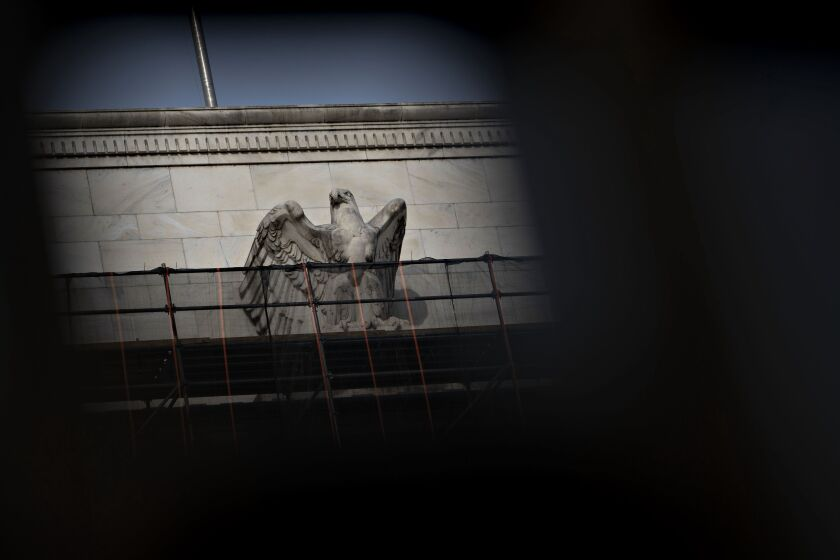 """""""The Federal Reserve supports firms that choose to use their capital and liquidity buffers to lend and undertake other supportive actions in a safe and sound manner,"""" the Fed said."""