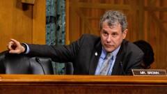 Senator Sherrod Brown, D-Ohio.