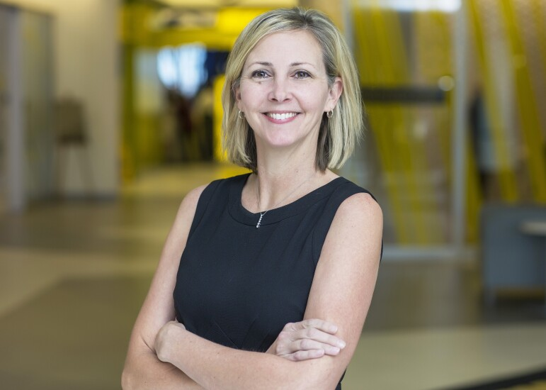 Sheri Rhodes, executive vice president and chief technology officer, Western Union