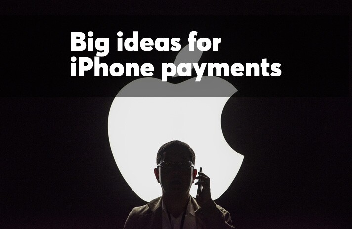 Big ideas for iPhone payments