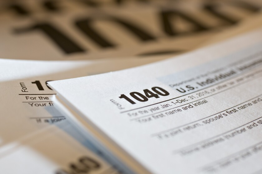 Clients can expect their tax refunds to be bigger or lower this year, depending on how the new changes to the tax code will affect their actual tax situation, according to this article on The New York Times.