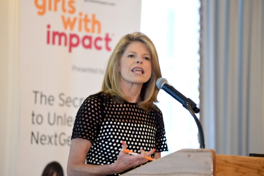 Jennifer Openshaw, founder and CEO, Girls with Impact