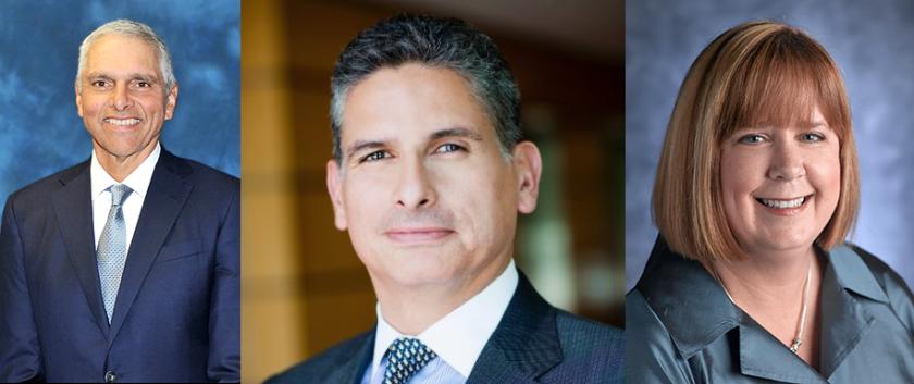 Jack Oujo, Enrique Vasquez and Katie Connors, Avantax Wealth Management
