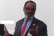 NJCPA CEO and executive director Ralph Albert Thomas