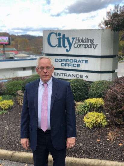 Skip Hageboeck, City Holding Co.