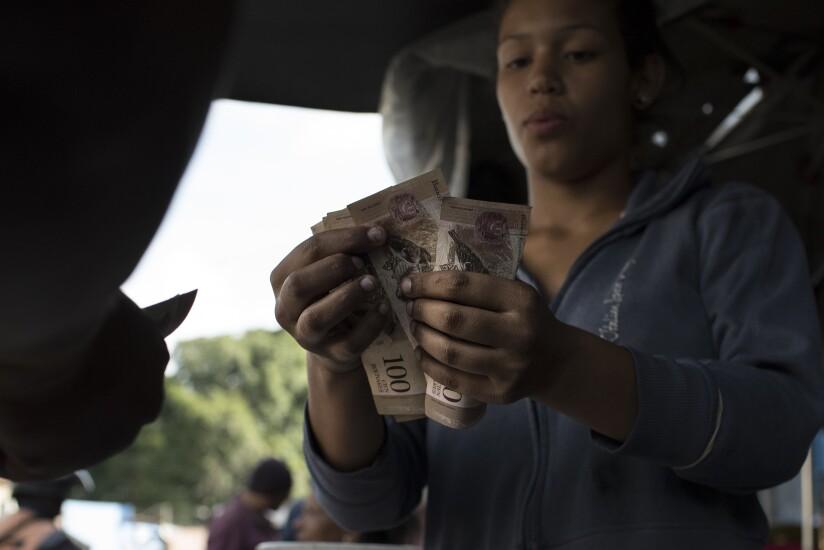 Venezuela cash crisis