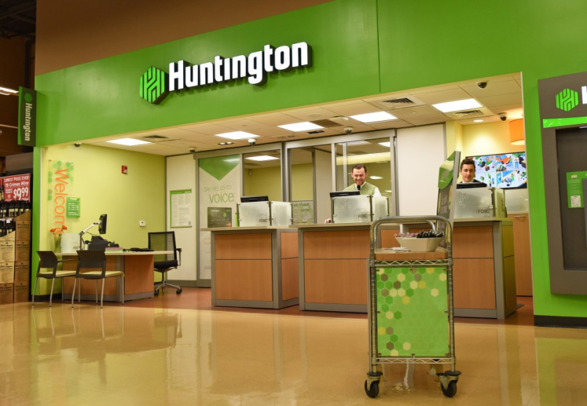 Huntington's 2020 plan is $4 billion higher than a similar community development initiative it undertook in 2016.
