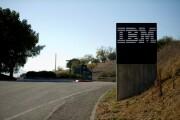 IBM sign