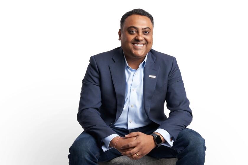 Ankit Bhatt, senior vice president and chief digital officer for consumer, U.S. Bank