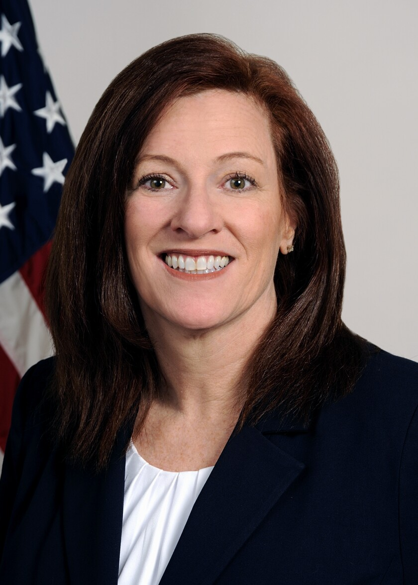 Myra Toeppe, director of NCUA's Office of Examination and Insurance