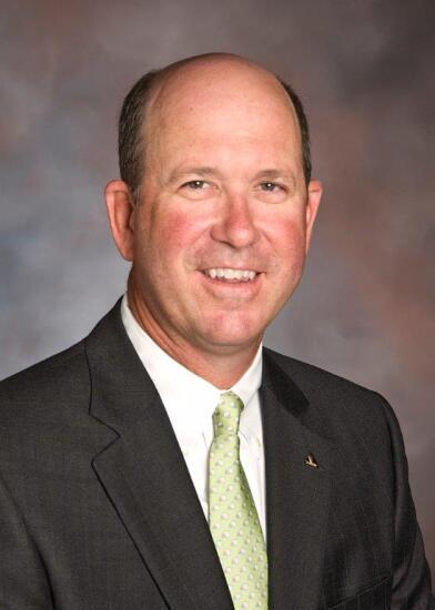 John M. Turner Jr., CEO in waiting of Regions Financial in Birmingham, Ala.
