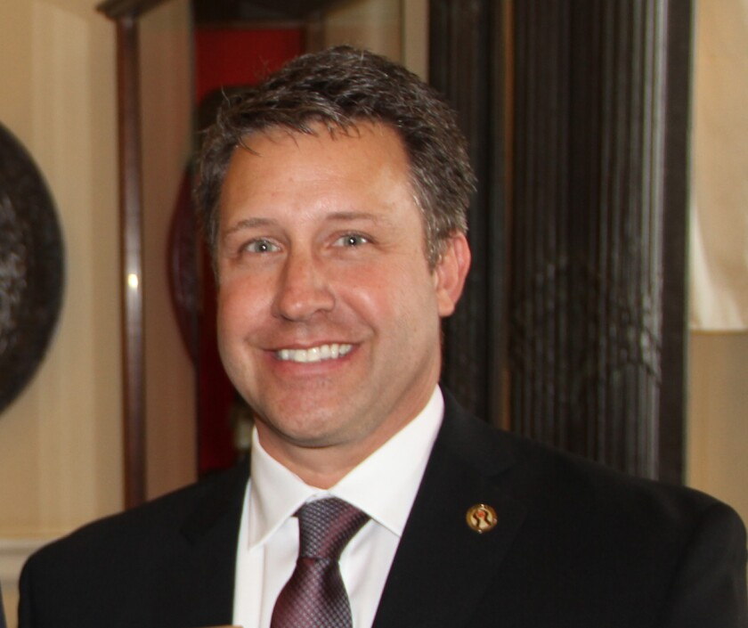Scott Chretien, CEO of Atlantic Federal Credit Union in Brunswick, Maine