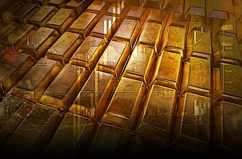 JPMorgan Chase and HSBC Holdings are among the few big banks that hold gold and silver on behalf of the top-performing precious metals ETFs in underground vaults, behind foot-thick reinforced doors.