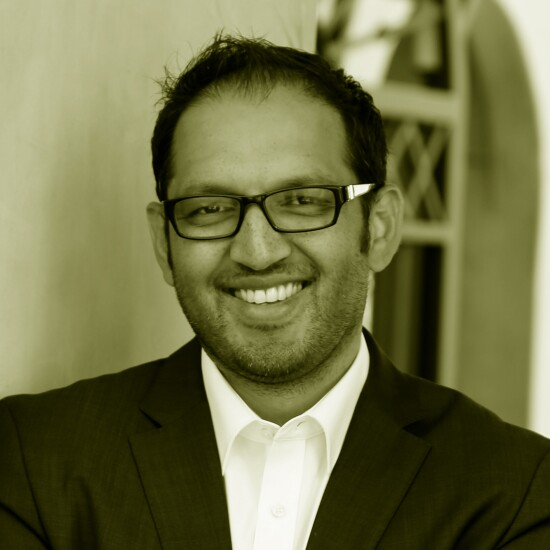 Shawn Ahmed, CEO of Pivotus Ventures
