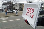 Need 2Tix sign