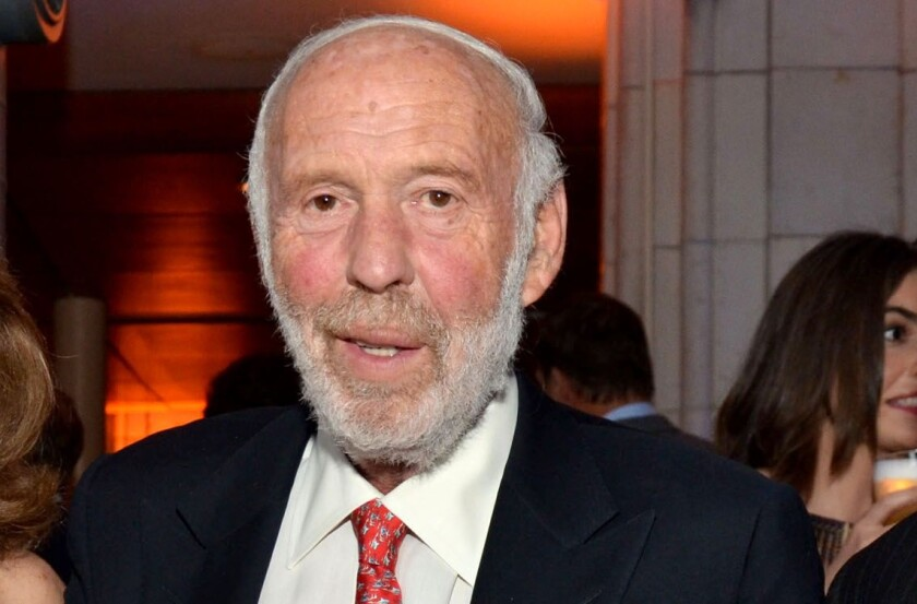 A former Cold War code breaker who founded Renaissance in 1982, Jim Simons retired in 2010 and handed his chief executive title to deputies Peter Brown and Robert Mercer.
