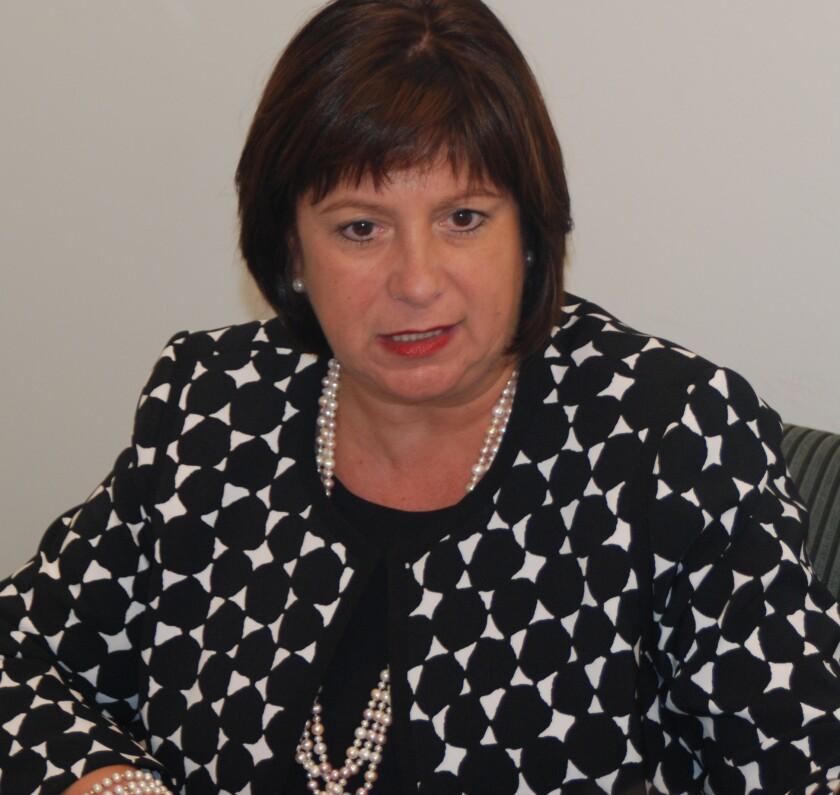 Puerto Rico Executive Director Natalie Jaresko