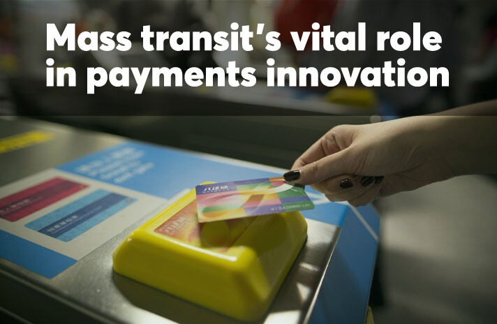 Mass transit's vital role in payments innovation