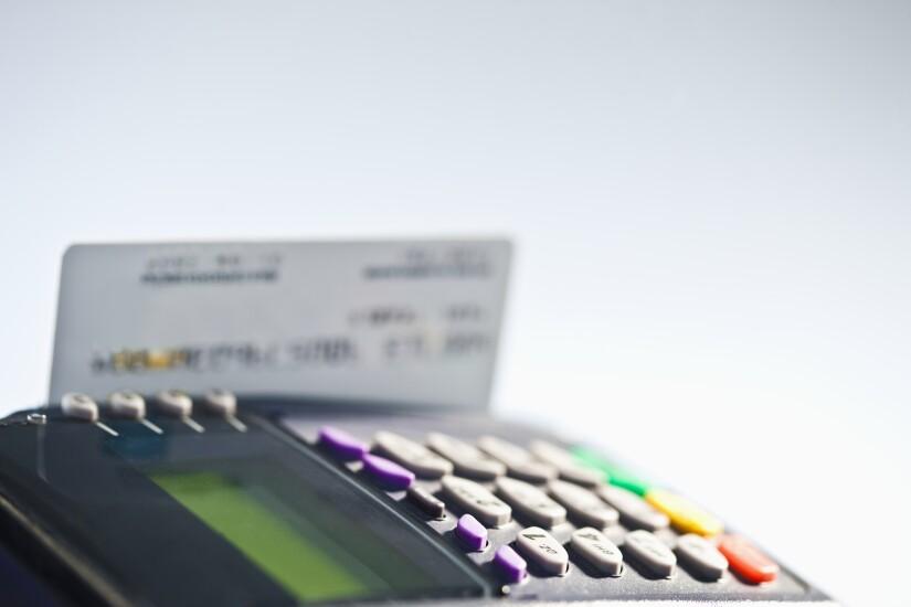 debit card swipe