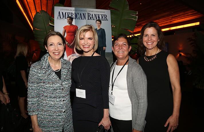Dorothy Savarese, Jill Castilla, Julieann Thurlow and Luanne Cundiff.