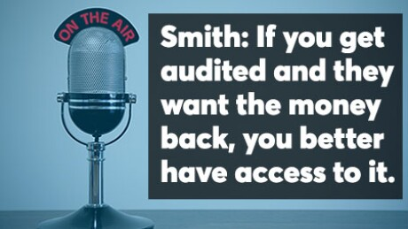 Smith May 2020 podcast screen