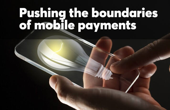Pushing the boundaries of mobile payments