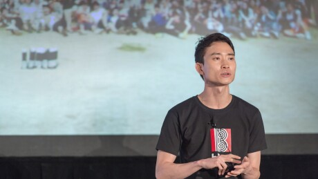 Kyum Kim, co-founder, Blind