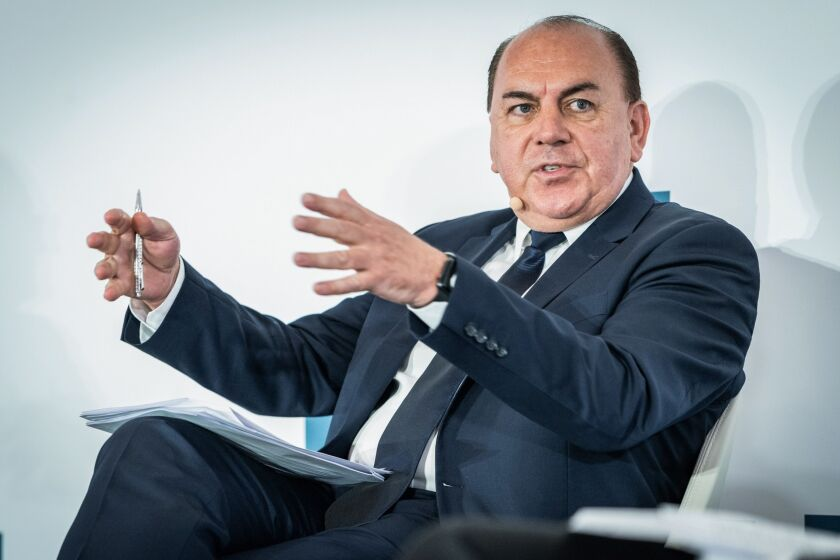 UBS Chairman Axel Weber is said to be driving the project, nicknamed Signal.