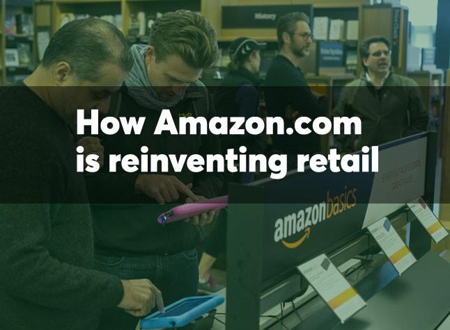 cover slide - amazon retail
